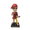 Captain Sensible - Throbblehead (Numbered Limited Figurine)